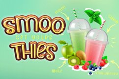 Humble Note   A Display Typeface Product Image 3