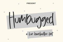 Web Font Humbugged - Fun Handwritten Font Product Image 1