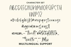 Web Font Humbugged - Fun Handwritten Font Product Image 4