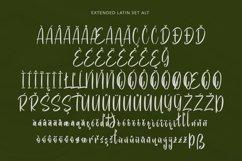 Hunnyflash Handwritten Font Product Image 3