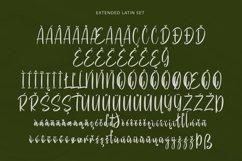 Hunnyflash Handwritten Font Product Image 4