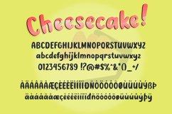 Cheesecake Product Image 5