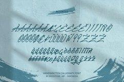 Artheim Handwritten Font Product Image 4