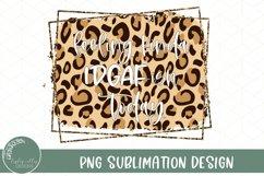 Feeling IDGAF-ish Today Sublimation PNG-Funny Sublimation Product Image 1