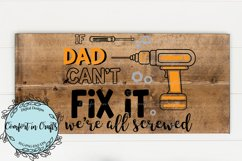 Tool Dad Can Fix It SVG Product Image 2