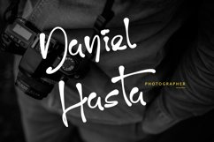 Story Basty Quirky Handwritten Font Product Image 3