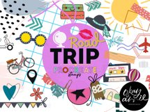 Road Trip Stamp Pack / Procreate Product Image 2