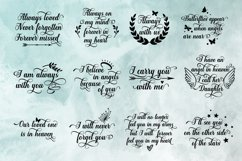 In loving memory Bundle - 70 Loss & grief quotes Product Image 3