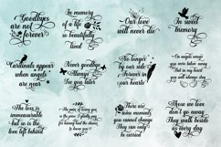 In loving memory Bundle - 70 Loss & grief quotes Product Image 4