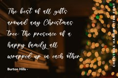 Incredible Holiday - Handwritten Product Image 4