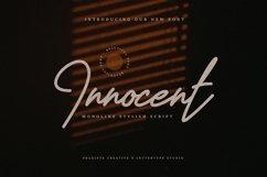 Innocent Script Product Image 1