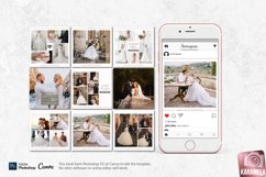 Instagram Post Templates - Canva & Photoshop Product Image 2