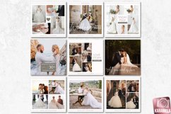 Instagram Post Templates - Canva & Photoshop Product Image 3