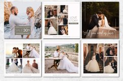 Instagram Post Templates - Canva & Photoshop Product Image 6