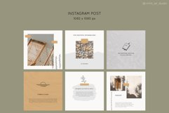 Instagram Post & Story Templates. Summer Product Image 2