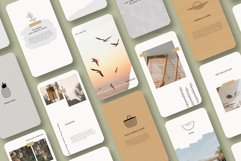 Instagram Post & Story Templates. Summer Product Image 5