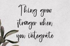 Integrate - Beauty Handwritten Font Product Image 2
