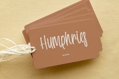 Web Font Interested December - Christmas Handwritten Font Product Image 6