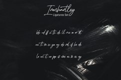 Ironhartley Script Font Product Image 5