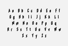 Isometric Font - Múltiliñgüâl Suppørt at an angle of 120 Product Image 2