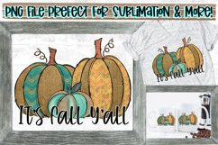 Fall/Pumpkin Design Bundle|10 designs included|Sublimation Product Image 5