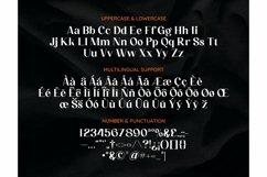 Web Font Jadrien Product Image 5
