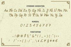 Jagoransha - Monoline Font GT Product Image 5