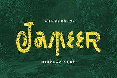 Web Font Jameer Product Image 1