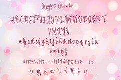 Jasmine - Valentine Script Font Product Image 2