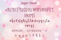 JWeb Font asmine - Valentine Script Font Product Image 2