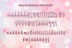 JWeb Font asmine - Valentine Script Font Product Image 3