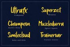 Javago - Handwritten Script Font Product Image 5