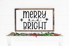 JOLLY CHRISTMAS FONT BUNDLE - Blush Font Co. Product Image 4