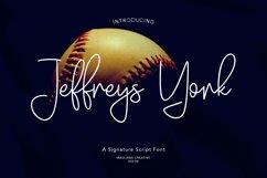 Jeffreys York Signature Script Product Image 1