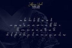 Jeffreys York Signature Script Product Image 5