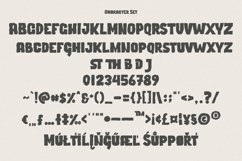 Jeigers Display Font Product Image 6