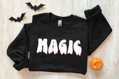 Ghostly - A Dripping Halloween Font Product Image 2