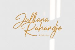 Jolleylung Signature Font Product Image 4