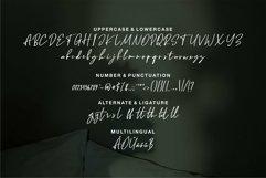 Web Font Jonathan - Masculine Script Font Product Image 5
