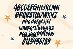 Web Font Jousky - Bold Font Product Image 4