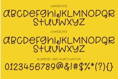 Juicy Lucy - a quirky handwritten font Product Image 3