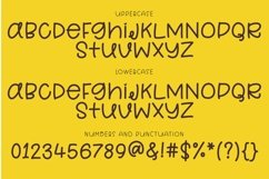 Web Font Juicy Lucy - a quirky handwritten font Product Image 3