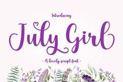 July Girl Product Image 1