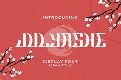 Web Font Julyashe Font Product Image 1