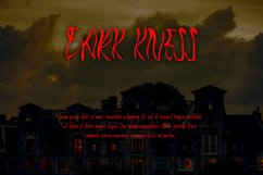 JUMPKIN - Halloween Horror Font Product Image 2