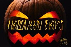 JUMPKIN - Halloween Horror Font Product Image 3
