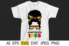 Juneteenth Svg Bundle. Black history month. June 1865 Product Image 5