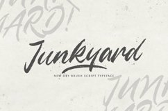 Web Font Junkyard Product Image 1