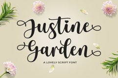 Justine Garden Product Image 1