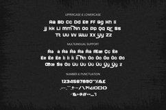 Web Font Kahgie - Display Font Product Image 5